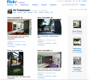 screenshot flickr