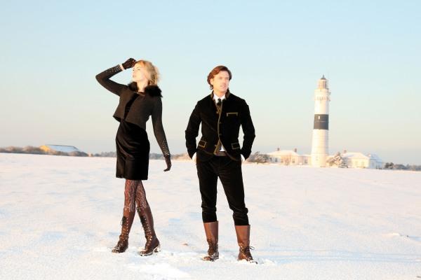 Luis Trenker, Fotoshooting, Conzepta, Bolzano, agenzia di communicazione, Sylt, collezione inverno 2011