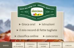 Game Speck Alto Adige